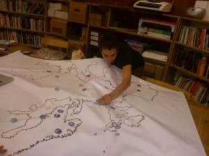 Making the map